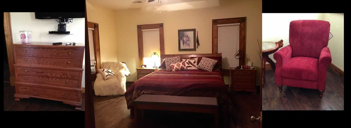 The Mississippian Room, Iron Banks Lodge Bed & Breakfast